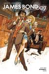 James Bond 007 #4 Cover A Regular Dave Johnson Cover