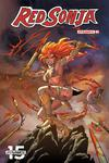 Red Sonja Vol 8 #1 Cover A Regular Amanda Conner Cover