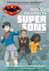 Super Sons Book 1 The Polarshield Project TP