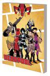 Deadpool Classic Vol 23 Mercs For Money TP