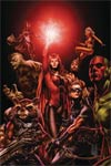 Avengers No Road Home By Mark Brooks Poster