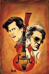 Army Of Darkness Bubba Ho-Tep #1 Cover K Incentive Robert Hack Virgin Cover