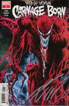 Web Of Venom Carnage Born #1 Cover D DF Signed By Donny Cates
