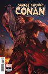 Savage Sword Of Conan #1 Cover E Incentive Rahzzah Color Variant Cover