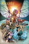 Soulfire Vol 5 #8 Cover C Incentive Andre Risso Variant Cover