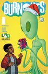 Burnouts #4 Cover D Variant Dennis Culver Hero Initiative Cover