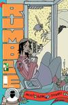 Rumble Vol 2 #10 Cover C Variant Brandon Graham Hero Initiative Cover