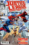 Justice League Vol 4 #20 Cover A Regular Jorge Jimenez Center Cover