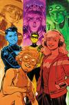Young Justice Vol 3 #3 Cover B Variant Evan Doc Shaner Cover