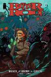 Bitter Root #5 Cover A Regular Sanford Greene Cover
