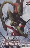 Avengers Vol 7 #17 Cover B Variant Lee Garbett Spider-Man Villains Cover