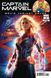 Captain Marvel Vol 9 #3 Cover B Variant Movie Cover