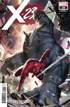 X-23 Vol 3 #10 Cover B Variant Inhyuk Lee Spider-Man Villains Cover