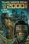 2000 AD Villains Takeover Special One Shot