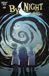By Night #9 Cover A Regular Christine Larsen Cover
