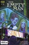 Empty Man Vol 2 #5 Cover A Regular Vanesa R Del Rey Cover