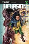Incursion (Valiant Entertainment) #2 Cover A Regular Doug Braithwaite Color Cover