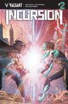 Incursion (Valiant Entertainment) #2 Cover B Variant Ryan Bodenheim Cover