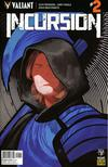 Incursion (Valiant Entertainment) #2 Cover D Variant Tonci Zonjic Cover