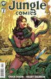 Jungle Comics Vol 3 #1 Cover B Variant Brian Denham Venom Cover