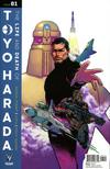 Life And Death Of Toyo Harada #1 Cover B Variant Ben Harvey Cover