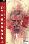 Life And Death Of Toyo Harada #1 Cover C Variant David Mack Cover