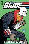 GI Joe Sierra Muerte #2 Cover A Regular Michel Fiffe Cover