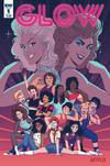 GLOW #1 Cover A Regular Hannah Templer Cover