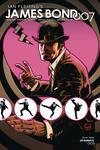 James Bond 007 #5 Cover A Regular Dave Johnson Cover