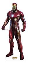Avengers Infinity War Life-Size Stand-Up - Iron Man