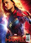 Captain Marvel Official Movie Special Magazine Previews Exclusive Edition