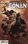 Savage Sword Of Conan #3 Cover B Incentive Kaare Andrews Variant Cover