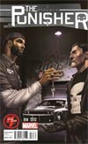 Punisher Vol 9 #11 Cover C Heroes And Fantasies Tim Duncan And Tims Punisher Car Variant Mike Choi Cover