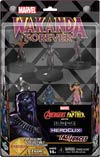 Marvel HeroClix Avenger Black Panther And The Illuminati Fast Forces Pack