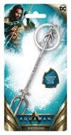 Aquaman Movie Trident Pewter Keyring