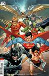 Justice League Vol 4 #22 Cover B Variant Leinil Francis Yu Cover