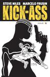 Kick-Ass Vol 4 #13 Cover B Variant Marcelo Frusin Sketch Cover
