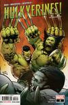 Hulkverines #3 Cover A Regular Greg Land Jay Leisten & Frank DArmata Cover