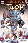 Thor Vol 5 #12 Cover A Regular Mike Del Mundo Cover (War Of The Realms Tie-In)