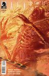 Aliens Resistance #4 Cover B Variant Tristan Jones Cover