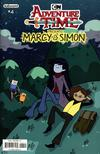 Adventure Time Marcy & Simon #4 Cover A Regular Brittney Williams Cover