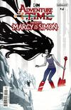 Adventure Time Marcy & Simon #4 Cover B Variant Amelia Vidal Marcy Preorder Cover