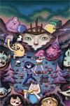 Adventure Time Season 11 #7 Cvoer B Variant Julie Benbassat Preorder Cover