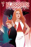 Blossoms 666 #3 Cover B Variant Marguerite Sauvage Cover