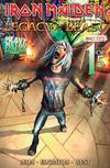 Iron Maiden Legacy Of The Beast Vol 2 Night City #1 Cover A Regular Santi Casas Cover