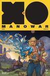 X-O Manowar Vol 4 #26 Cover A Regular Kenneth Rocafort Cover
