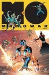 X-O Manowar Vol 4 #26 Cover B Variant Ryan Bodenheim Cover