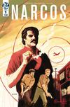 Narcos #1 Cover A Regular Vic Malhotra Cover