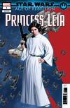 Star Wars Age Of Rebellion Princess Leia #1 Cover D Variant Mike McKone Puzzle Piece Cover