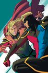 Peter Cannon Thunderbolt Vol 3 #4 Cover E Incentive Kris Anka Virgin Cover